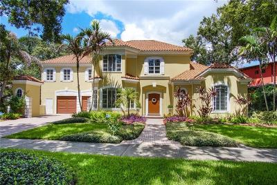 Beach Park Single Family Home For Sale: 506 S Royal Palm Way