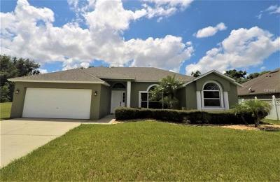 Deltona Single Family Home For Sale: 1416 Baton Drive