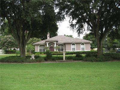 Plant City Single Family Home For Sale: 6205 Stafford Road