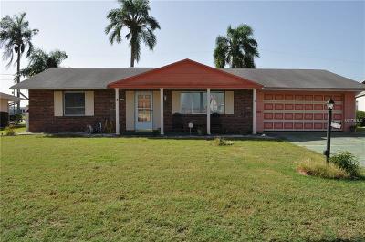 Single Family Home For Sale: 1708 Danbury Drive