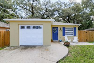 Tampa Single Family Home For Sale: 5809 N 18th Street