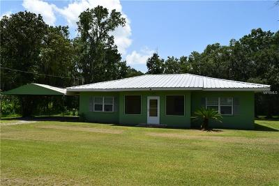 Lithia Single Family Home For Sale: 2911 Porter Road