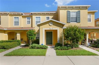 Hillsborough County Townhouse For Sale: 10842 Lake Saint Charles Boulevard