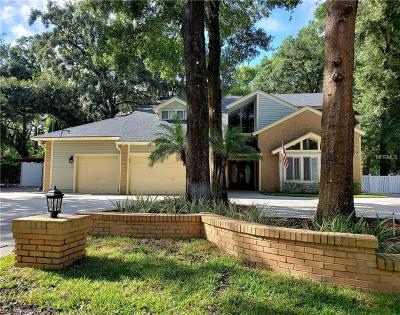 Tampa Single Family Home For Sale: 7115 Lauder Place