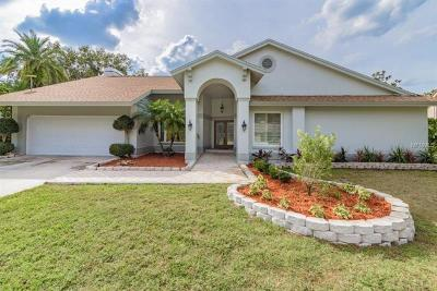Tampa Single Family Home For Sale: 5410 Burchette Road