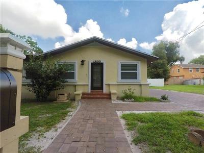 Single Family Home For Sale: 1600 E Hanna Avenue