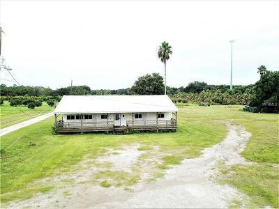 Plant City Residential Lots & Land For Sale: 115 E Knights Griffin Road