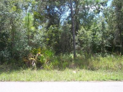 Residential Lots & Land For Sale: 5202 E 131st Avenue