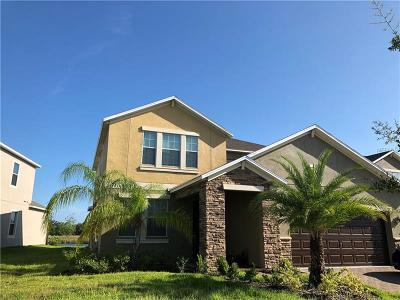 Ruskin Single Family Home For Sale: 10222 Count Fleet Drive