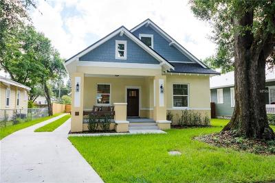 Tampa Single Family Home For Sale: 4205 N Seminole Avenue