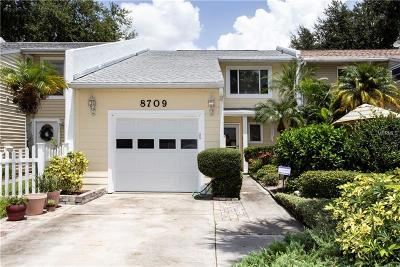 Tampa Townhouse For Sale: 8709 Bay Pointe Drive