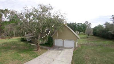 Wesley Chapel Single Family Home For Sale: 6080 Country Club Drive