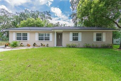 Plant City Single Family Home For Sale: 401 Hemlock Drive