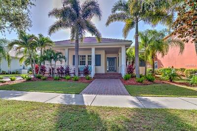 Apollo Beach Single Family Home For Sale: 5417 Merritt Island Drive