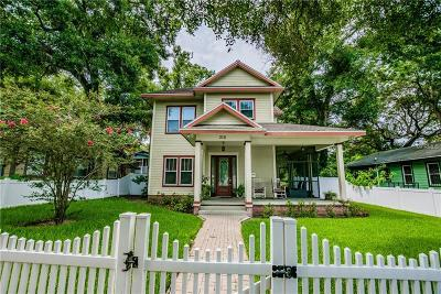 Tampa Single Family Home For Sale: 310 W Amelia Avenue