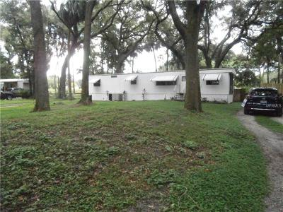Plant City Mobile/Manufactured For Sale: 2844 Tom Brewer Lane