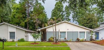 Tampa Single Family Home For Sale: 4807 Grove Point Drive