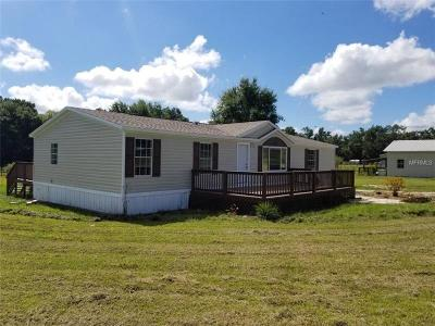 Plant City Mobile/Manufactured For Sale: 3531 Wiggins Meadows Court