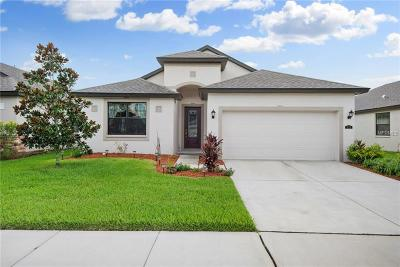Brandon Single Family Home For Sale: 833 Vino Verde Circle
