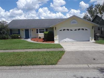 Apopka Single Family Home For Sale: 603 Lake Doe Boulevard