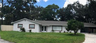 Zephyrhills Single Family Home For Sale: 5442 Lisa Circle