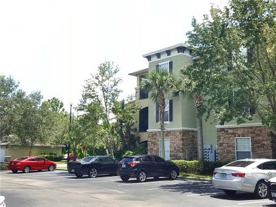 Tampa Condo For Sale: 10105 Courtney Oaks Circle #201