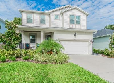 Tampa Single Family Home For Sale: 3615 W Renellie Circle