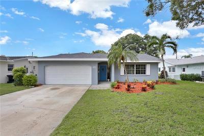 St Petersburg Single Family Home For Sale: 5620 Venetian Boulevard NE