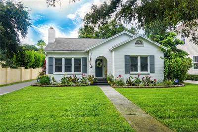 Tampa Single Family Home For Sale: 2810 W Parkland Boulevard