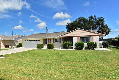 Sun City Center FL Single Family Home For Sale: $185,000