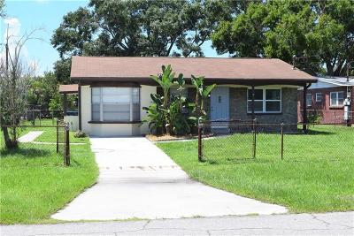 Tampa Single Family Home For Sale: 4502 W Pearl Avenue