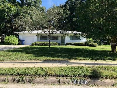 Tampa Single Family Home For Sale: 4707 W San Jose Street