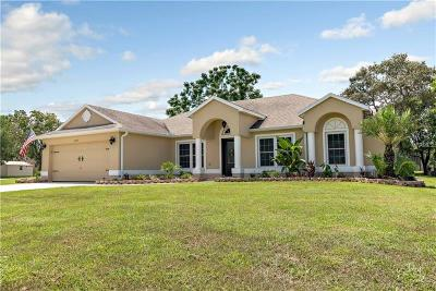 Spring Hill, Springhill Single Family Home For Sale: 2275 Fairview Road