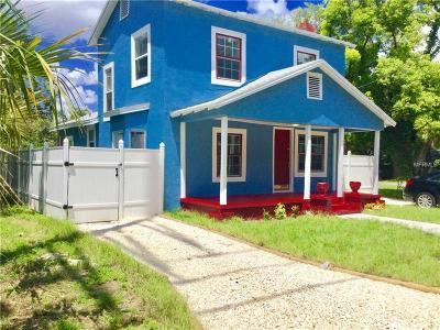 Tampa Single Family Home For Sale: 2806 N 25th Street