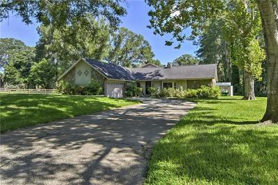 Hernando County, Hillsborough County, Pasco County, Pinellas County Single Family Home For Sale: 1321 Anglers Lane