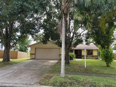 Oldsmar FL Single Family Home For Sale: $205,000