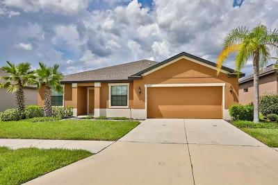 Wimauma Single Family Home For Sale: 14321 Alistar Manor Drive