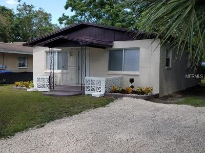 Tampa Single Family Home For Sale: 6207 N 49th Street
