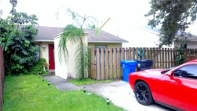 Tampa Single Family Home For Sale: 10732 Glen Ellen Drive