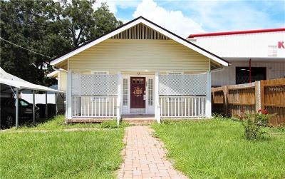 Tampa Single Family Home For Sale: 103 W Hiawatha Street