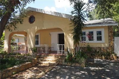 Tampa Single Family Home For Sale: 2913 W Tampa Bay Boulevard