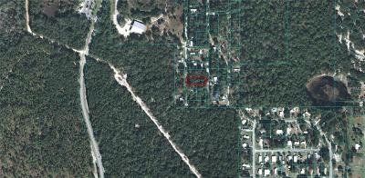 Residential Lots & Land For Sale: Silver Springs Silver Springs