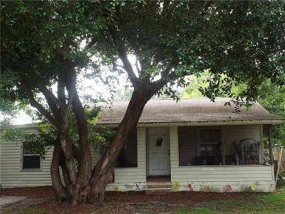 Gulfport Single Family Home For Sale: 1608 Beach Boulevard S