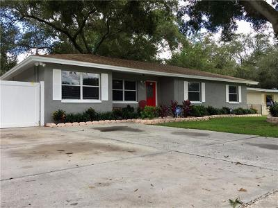Tampa Single Family Home For Sale: 10801 N Ashley Street