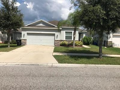 Ruskin Single Family Home For Sale: 7529 Turtle View Drive