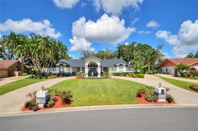 Plant City Single Family Home For Sale: 2703 Forest Club Drive