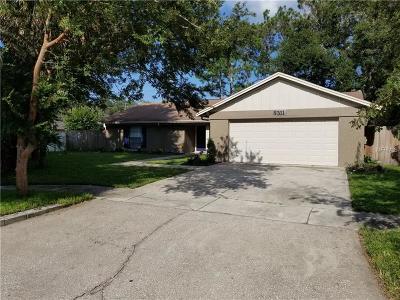 Tampa Single Family Home For Sale: 8311 La Serena Drive