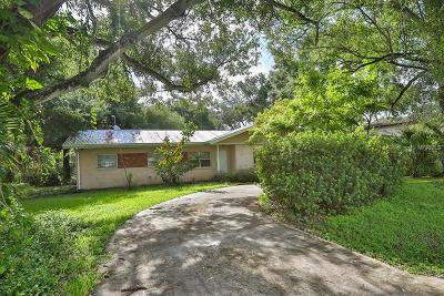 South Tampa Sub Single Family Home For Sale: 1106 S 90th Street