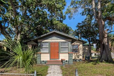 St Petersburg Single Family Home For Sale: 2108 21st Street S