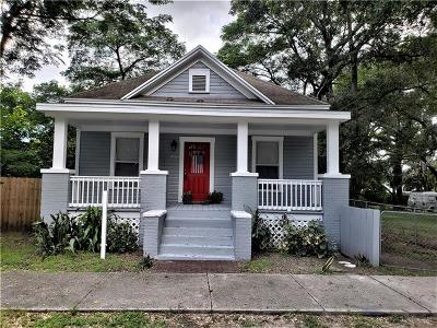 Single Family Home For Sale: 2704 N Morgan Street